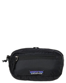BLACK MENS ACCESSORIES PATAGONIA BAGS + BACKPACKS - 49447BLK