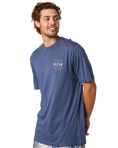BLUE OUTLET MENS VOLCOM TEES - A504187GBLU