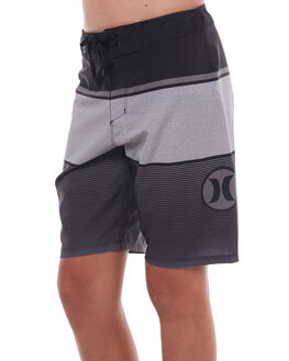 BLACK KIDS BOYS HURLEY BOARDSHORTS - ABBSJARV00A