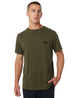 DARK FOREST MENS CLOTHING MISFIT TEES - MT095002DKFRS