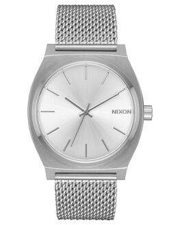 ALL SILVER WOMENS ACCESSORIES NIXON WATCHES - A11871920