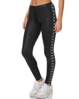 BLACK WOMENS CLOTHING ADIDAS ORIGINALS PANTS - BJ8360BLK