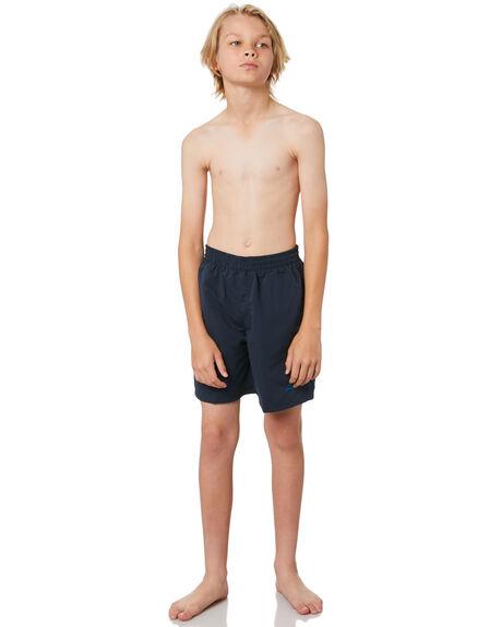 NAVY KIDS BOYS ZOGGS BOARDSHORTS - 566002NVY