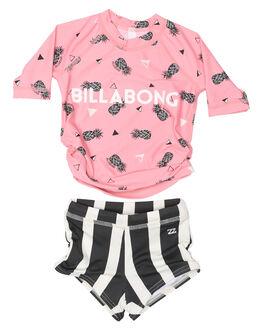 CANDY PINK KIDS TODDLER GIRLS BILLABONG SWIMWEAR - 5772007C69