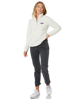 DYNO WHITE WOMENS CLOTHING PATAGONIA JUMPERS - 25235DYWH