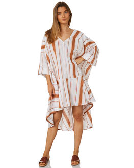 PRINT WOMENS CLOTHING ZULU AND ZEPHYR DRESSES - ZZ2345PRT