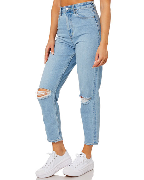 PRESTIGE WOMENS CLOTHING LEE JEANS - L-656918-PA2