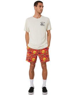 DIRTY WHITE MENS CLOTHING DEUS EX MACHINA TEES - DMA201509DDRTWH