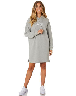 GREY MARLE WOMENS CLOTHING HUFFER DRESSES - WDR91S004GRYMA