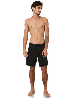 BLACK MENS CLOTHING TOWN AND COUNTRY BOARDSHORTS - TBO110FBLK
