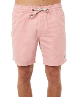 PINK MENS CLOTHING BARNEY COOLS BOARDSHORTS - 616-MC4PNK