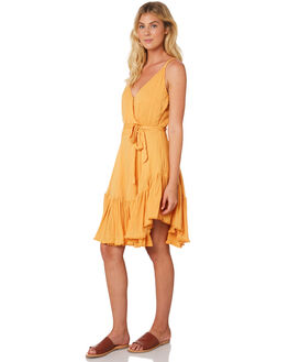 GOLD WOMENS CLOTHING JORGE DRESSES - 8320088GLD