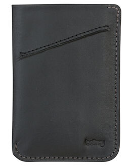 BLACK MENS ACCESSORIES BELLROY WALLETS - WCSABLK