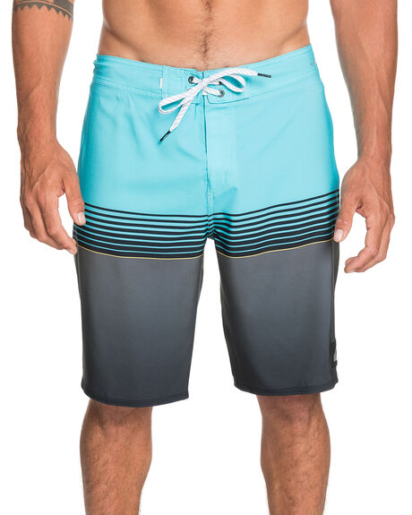 PACIFIC BLUE MENS CLOTHING QUIKSILVER BOARDSHORTS - EQYBS04465-BGZ6