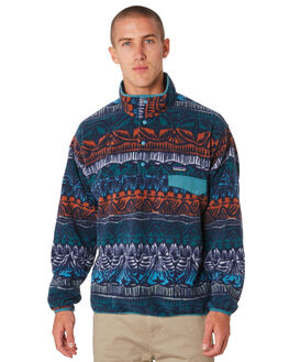 TRADEWIND STONE BLUE MENS CLOTHING PATAGONIA JUMPERS - 25580TBST