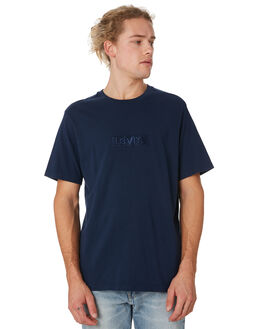DRESS BLUES MENS CLOTHING LEVI'S TEES - 69978-0021DRBLU
