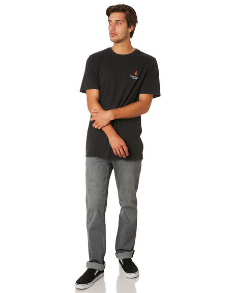 GREY VINTAGE MENS CLOTHING VOLCOM JEANS - A1931503GVN
