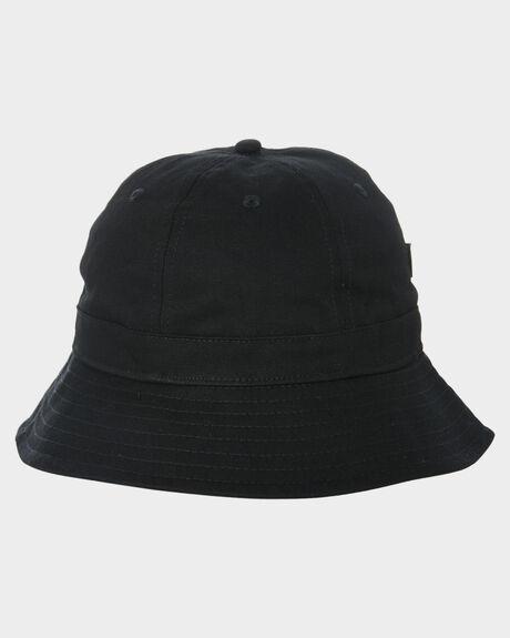BLACK MENS ACCESSORIES XLARGE HEADWEAR - XL702005BLK