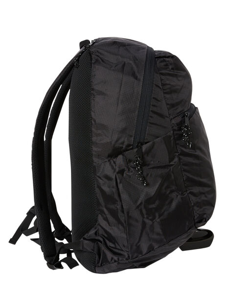 BLACK MENS ACCESSORIES OBEY BAGS + BACKPACKS - 100010123BLK