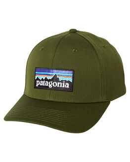 NOMAD GREEN MENS ACCESSORIES PATAGONIA HEADWEAR - 38132NOMG