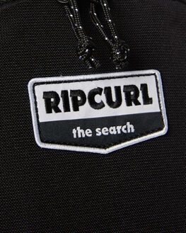 BLACK MENS ACCESSORIES RIP CURL BAGS + BACKPACKS - BBPYQ10090
