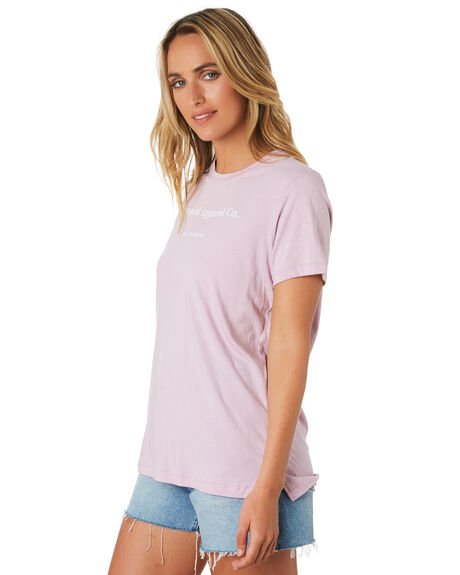 THISTLE WOMENS CLOTHING ELWOOD TEES - W01101THIS