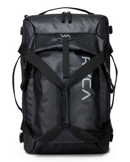BLACK MENS ACCESSORIES RVCA BAGS + BACKPACKS - R391459BLK