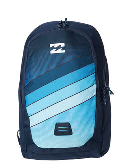DARK BLUE MENS ACCESSORIES BILLABONG BAGS + BACKPACKS - 9685006FDBLU