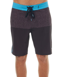 BLACK MENS CLOTHING SWELL BOARDSHORTS - S5171233BLK