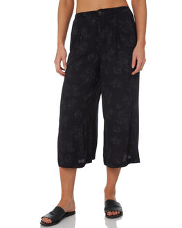 BLACK ROSE WOMENS CLOTHING ELEMENT PANTS - 283242BLK