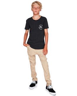 PLAGE KIDS BOYS QUIKSILVER PANTS - EQBNP03072-CKK0
