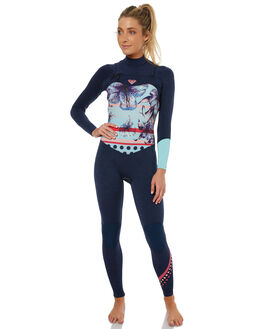 NAVY SURF WETSUITS ROXY STEAMERS - ERJW103036BTE0