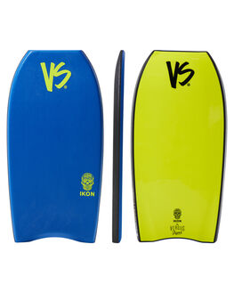 ROYAL YELLOW SURF BODYBOARDS VS BODYBOARDS BOARDS - V18IKON43RBRLYLW