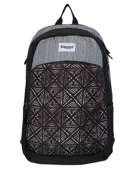 BLACK WOMENS ACCESSORIES RIP CURL BAGS + BACKPACKS - LBPIT10090