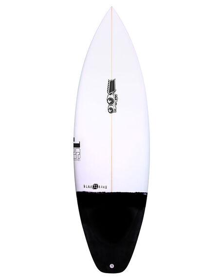 BLACK WHITE SURF SURFBOARDS JS INDUSTRIES SMALL WAVE - JSBLAKBOX2BLKWH