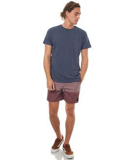 TAWNY PORT MENS CLOTHING RVCA BOARDSHORTS - R171405TAWPO