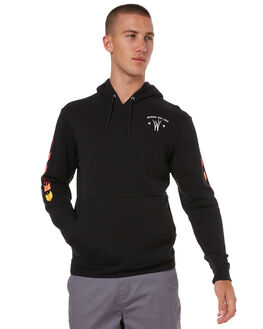 BLACK OUTLET MENS HURLEY JUMPERS - AA9923010