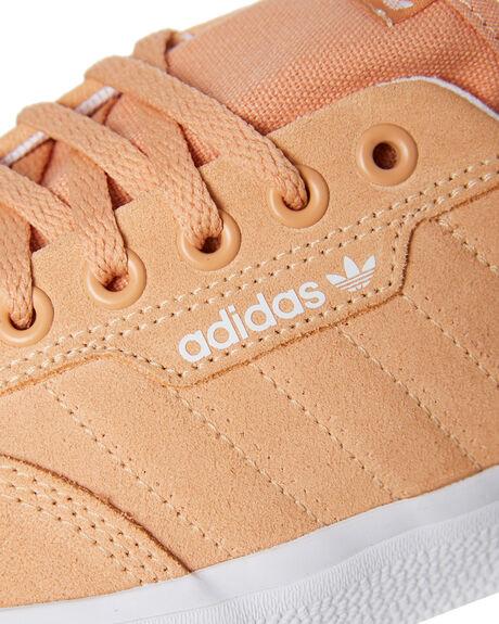 GLOW ORANGE WOMENS FOOTWEAR ADIDAS SNEAKERS - SSEE6074GORNGW