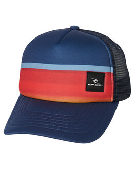 NAVY KIDS BOYS RIP CURL HEADWEAR - OCAQH10049