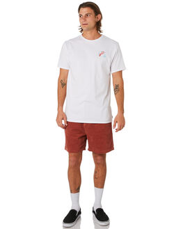 WHITE MENS CLOTHING SWELL TEES - S5194006WHITE