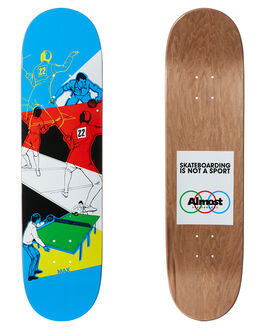 MAX BOARDSPORTS SKATE ALMOST DECKS - 10023700MAX
