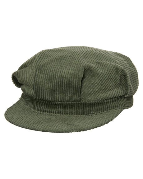 GREEN WOMENS ACCESSORIES BRIXTON HEADWEAR - 10212GREEN