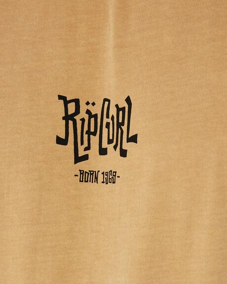 MUSTARD MENS CLOTHING RIP CURL TEES - CTEJJ91041