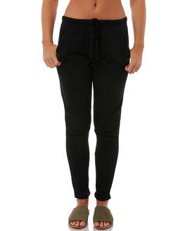 BLACK WOMENS CLOTHING BETTY BASICS PANTS - BB751T18BLK