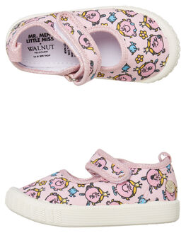 PINK KIDS GIRLS WALNUT FOOTWEAR - MMCLASSICMJPINK
