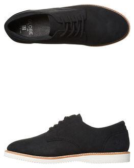 BLACK MENS FOOTWEAR GLOBE FASHION SHOES - GBWOLF-10001