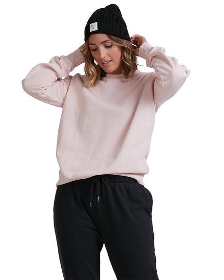 POTPOURRI WOMENS CLOTHING BILLABONG HOODIES + SWEATS - 6517202-PUI