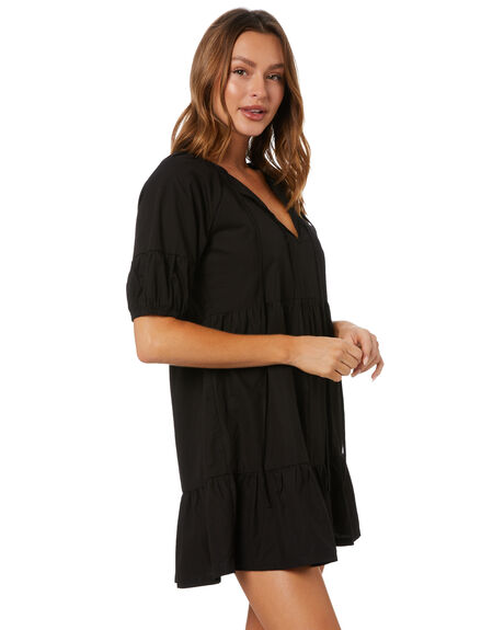 MIDNIGHT WOMENS CLOTHING SWELL DRESSES - S8214453MDNGT