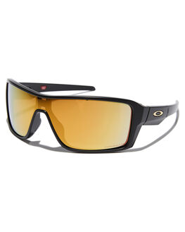 MATTE BLACK PRIZM RUBY MENS ACCESSORIES OAKLEY SUNGLASSES - 0OO9419-0527