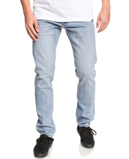SALT WATER MENS CLOTHING QUIKSILVER JEANS - EQYDP03410-BKJ0